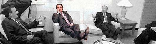 Jose María Aznar memorias