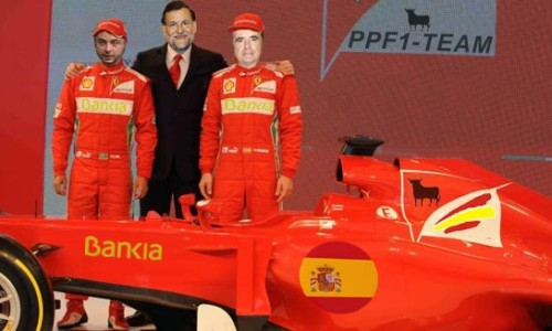 Ángel Carromero regresa a España para liderar el PPF1-TEAM