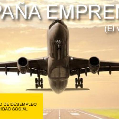 España Emprende (El vuelo hacia el extranjero)