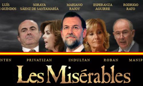 Los Miserables, el drama que arrasa en España
