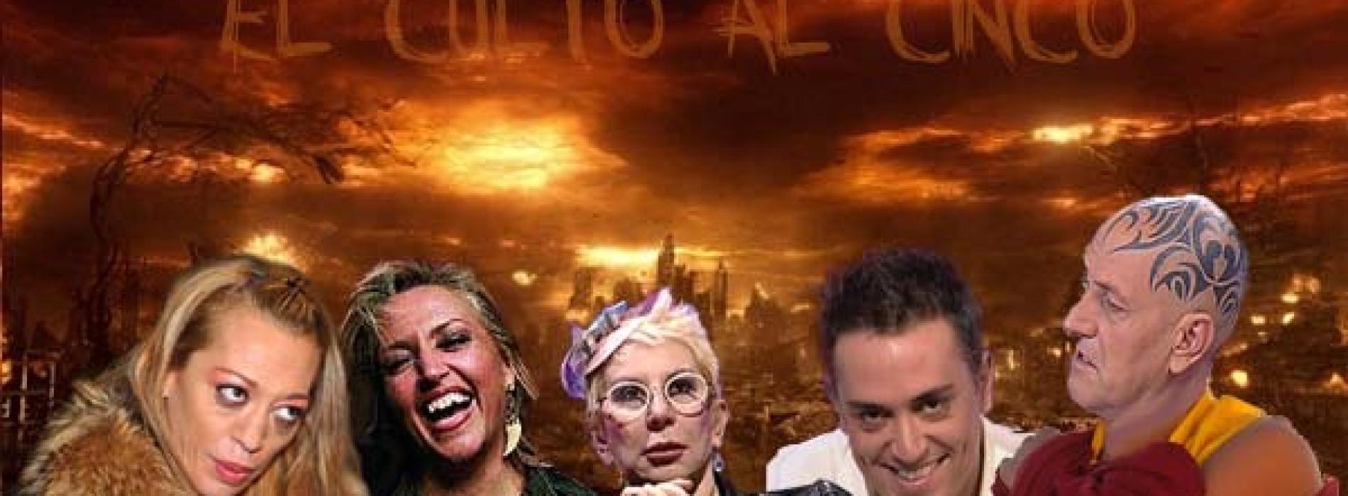 Una secta anuncia un suicidio colectivo y en directo en Sálvame Deluxe con motivo del fin del mundo